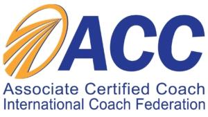 Associate Certified Coach through ICF